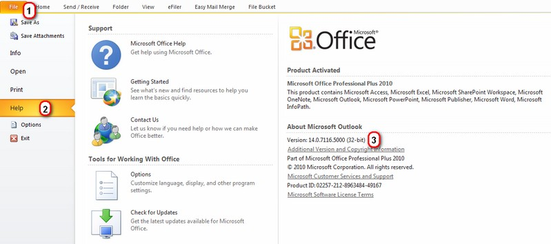 outlook-version2010